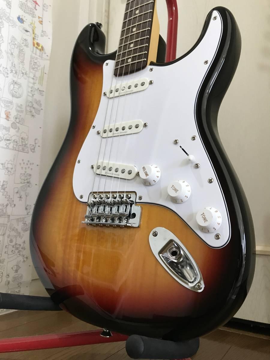【ダンカンデザインPU搭載】SQUIER Vintage Modified Stratocaster