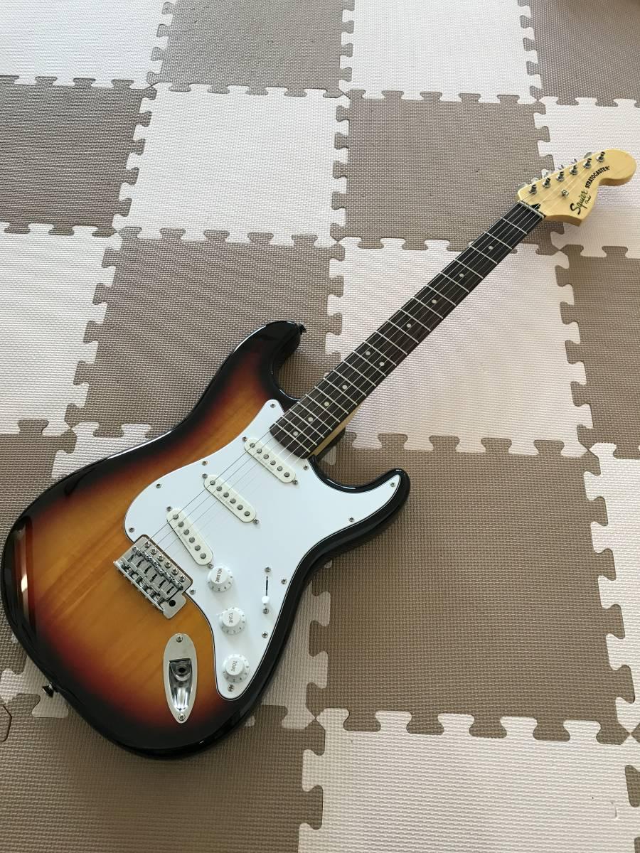 【ダンカンデザインPU搭載】SQUIER Vintage Modified Stratocaster_画像3