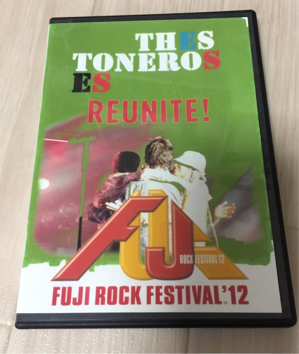 stone roses フジロック DVD ストーンローゼズ ストーンローゼス fujirock マンチェスター マッドチェスター ライブDVD ライブグッズの画像