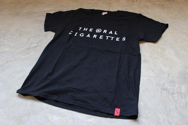 THE ORAL CIGARETTES ジ・オーラル・シガレッツ 「The BKW Show!!」バンド Tシャツ 黒 ブラック L