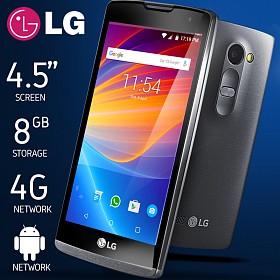 ■お得■格安携帯 スマホ4.5インチ SIMフリー 4G LTE 700MHz B28対応 LG Leon H340Y 美品 海外旅行 留学 WiFiレンタル Wi-fi