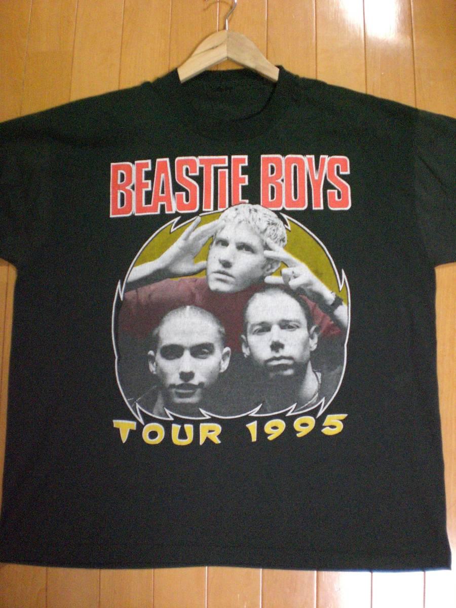 ビンテージ 90s BEASTIE BOYS ビースティーボーイズ Tシャツ RUN DMC METALLICA PUBLIC ENEMY ヴィンテージ SUICIDAL TENDENCIES N.W.A
