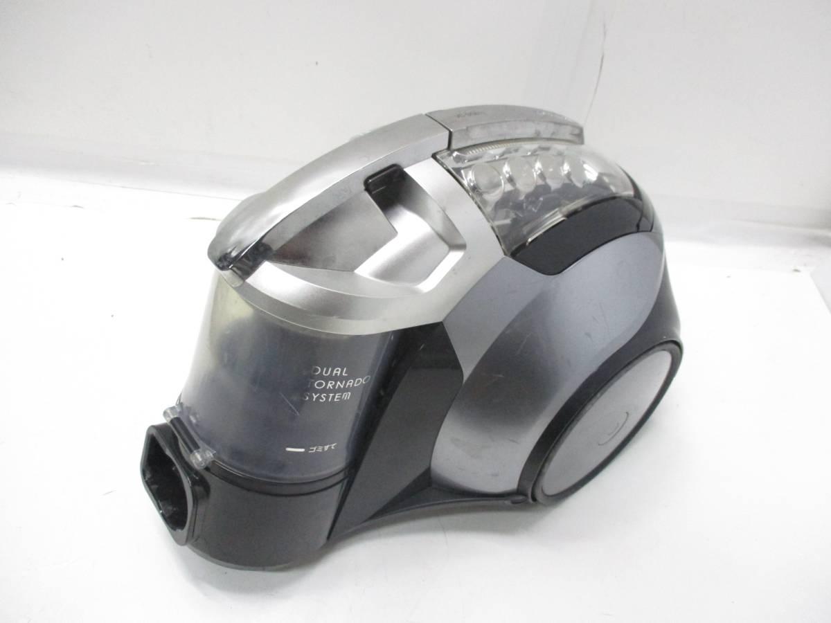 東芝 サイクロン式掃除機 トルネオW VC-SG611 12年製○31_画像3