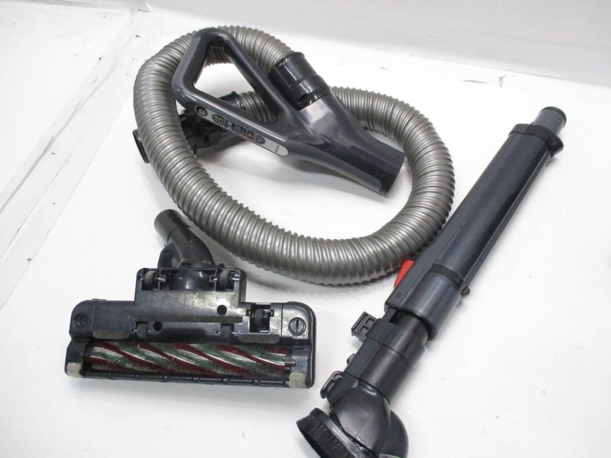 東芝 サイクロン式掃除機 トルネオW VC-SG611 12年製○31_画像6