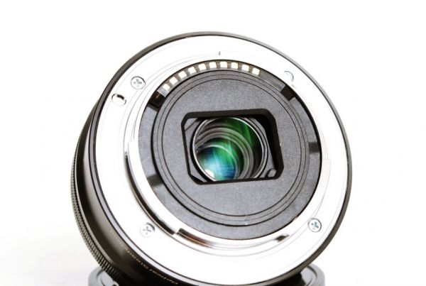 ★美品★SONY ソニー E PZ 16-50mm F3.5-5.6 OSS SELP1650 付属品一式★_画像2