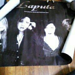 Laputa ポスター4枚セット