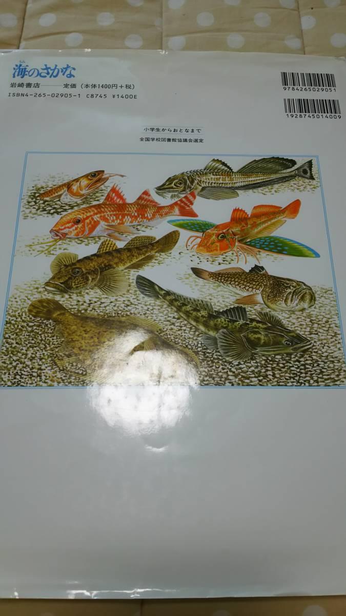 ☆定価1400円☆ 絵本 図鑑 海のさかな 魚_画像3