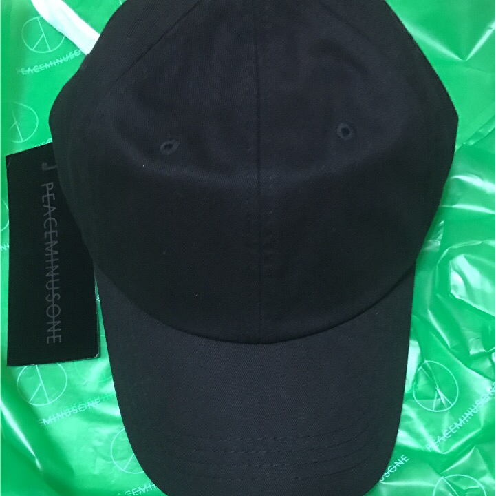 peaceminusone 帽子