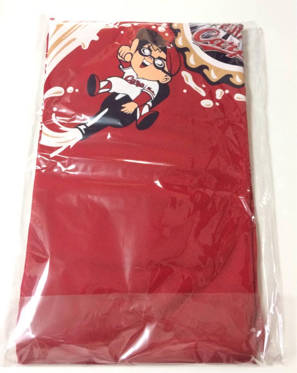 広島東洋カープ ビールかけTシャツ2017 サイズ L グッズ優勝記念限定ユニフォームシャツ_画像3