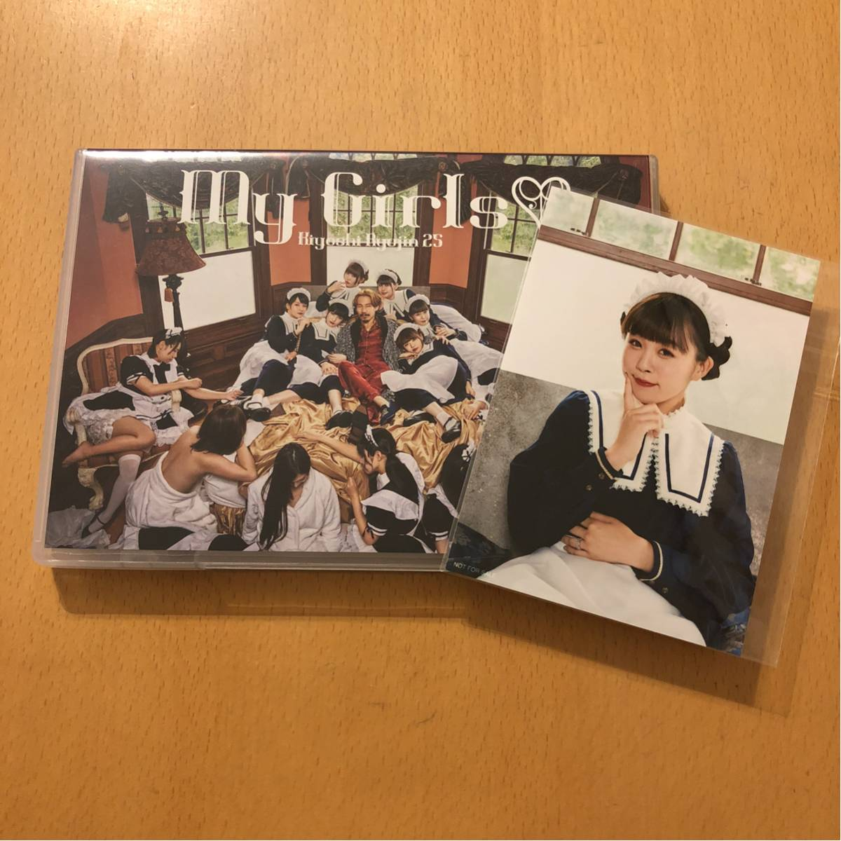 清竜人25『My Girls』初回限定盤CD+DVD☆美品☆84