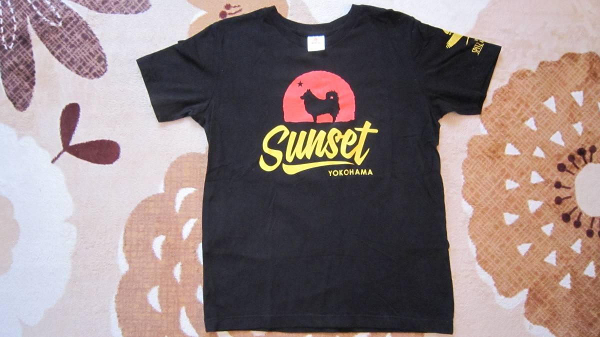 スピッツ 横浜サンセット2013 劇場版 サンセット劇場版Tシャツ M ライブグッズの画像