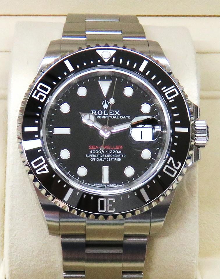 ロレックス Rolex シードゥエラー 126600 国内正規新品未使用