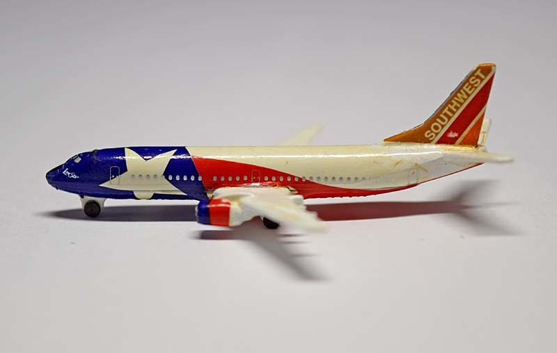 Southwest Airlines Boeing 737-300 1/600 Schabak サウスウエスト航空 ボーイング737 シャバック_画像1
