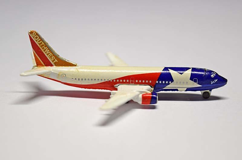 Southwest Airlines Boeing 737-300 1/600 Schabak サウスウエスト航空 ボーイング737 シャバック_画像2