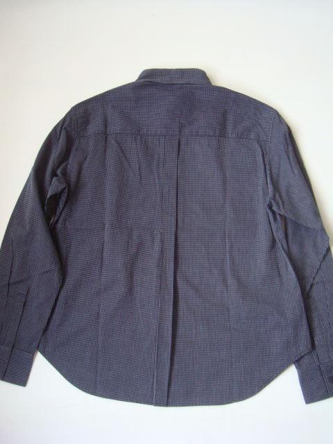Y`s Yohji Yamamoto ドット柄長袖シャツ size4 ワイズ ヨウジヤマモト_画像3
