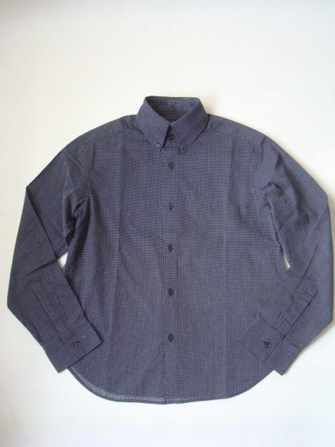 Y`s Yohji Yamamoto ドット柄長袖シャツ size4 ワイズ ヨウジヤマモト_画像1