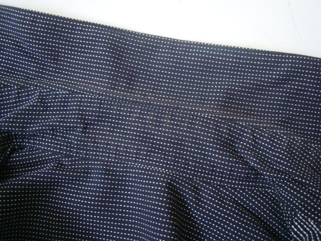 Y`s Yohji Yamamoto ドット柄長袖シャツ size4 ワイズ ヨウジヤマモト_画像6