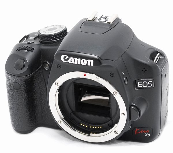【良品】Canon キヤノン EOS Kiss X3 動作未確認 ジャンク扱い