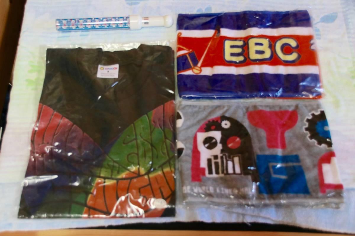 私立恵比寿中学 タオル ペンライト Tシャツ 未使用 ライブグッズの画像