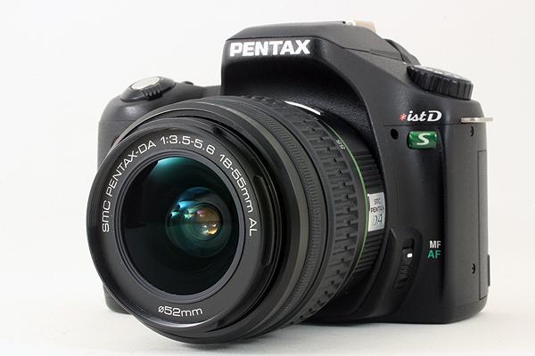 【僅か592ショット!】 PENTAX *ist DS + DA 18-55mm AL 010 ペンタックス *イストDS SMC PENTAX-DA 18-55mm F3.5-5.6 AL