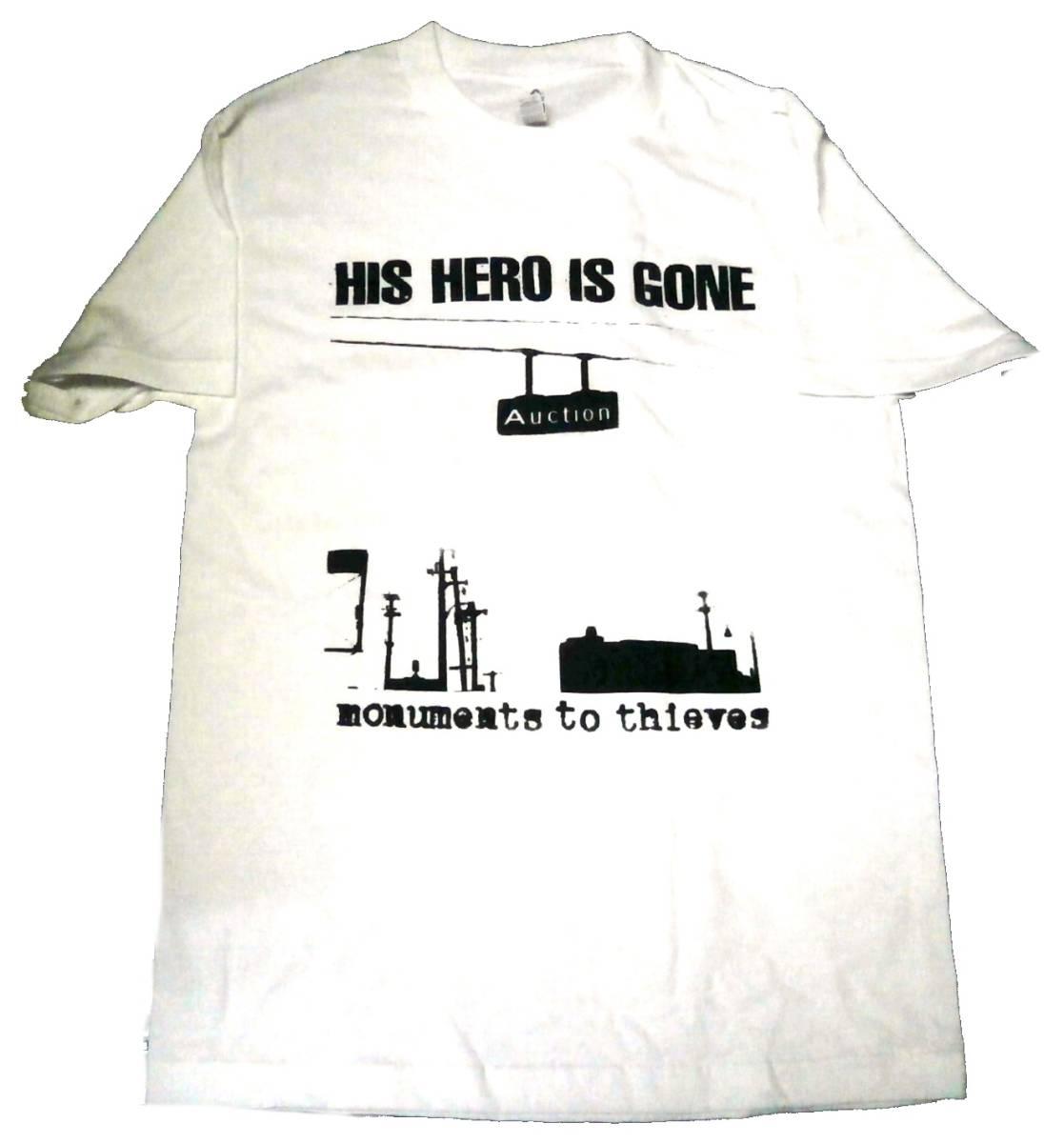即決!HIS HERO IS GONE Tシャツ S/M/XLサイズ 新品未着用【送料164円】