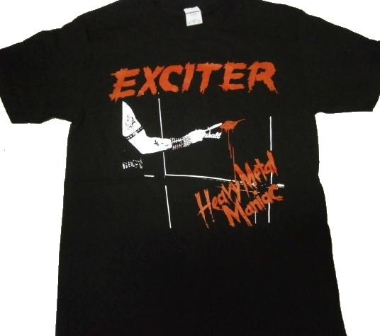 即決!EXCITER Tシャツ S/M/Lサイズ 新品未着用【送料164円】