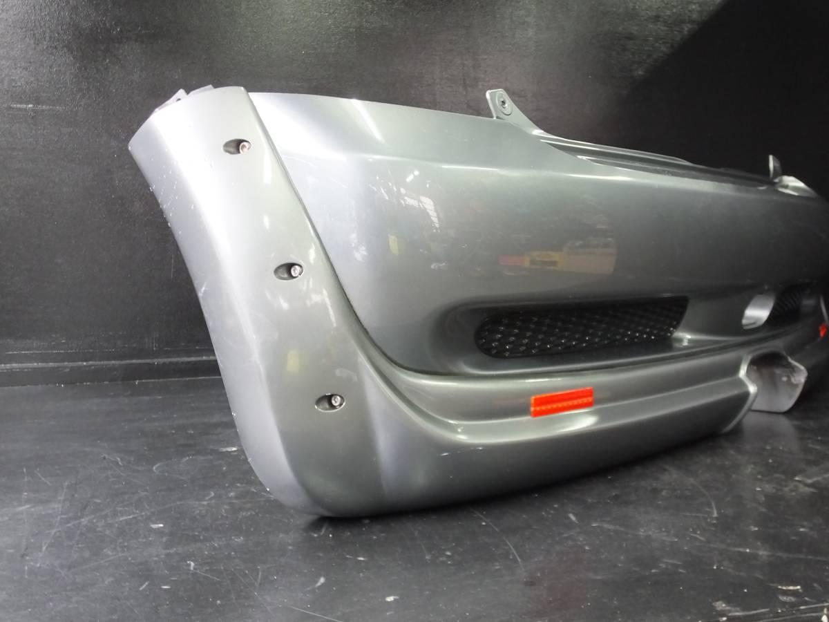 社外FRP製エアロ付きリアバンパー!BMW MINI クーパーS R53 AT車 R50/R52_画像2
