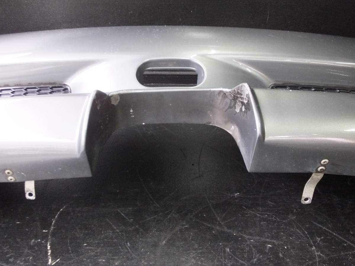 社外FRP製エアロ付きリアバンパー!BMW MINI クーパーS R53 AT車 R50/R52_画像5