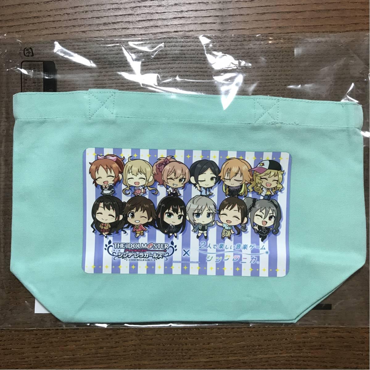 シンデレラガールズ ☆プレミア☆ トートバック ディズニーグッズの画像