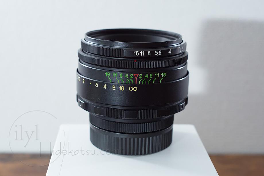 【超美品・写真家がリペア】豪快なボケのヘリオス Helios 44-2 2/58 ソニー用マウント_各社カメラ用に変更できます +おまけ付き 57h_画像5