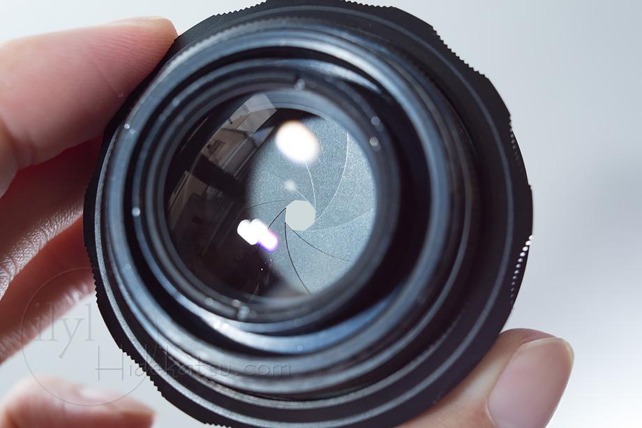 【超美品・写真家がリペア】豪快なボケのヘリオス Helios 44-2 2/58 ソニー用マウント_各社カメラ用に変更できます +おまけ付き 57h_画像7