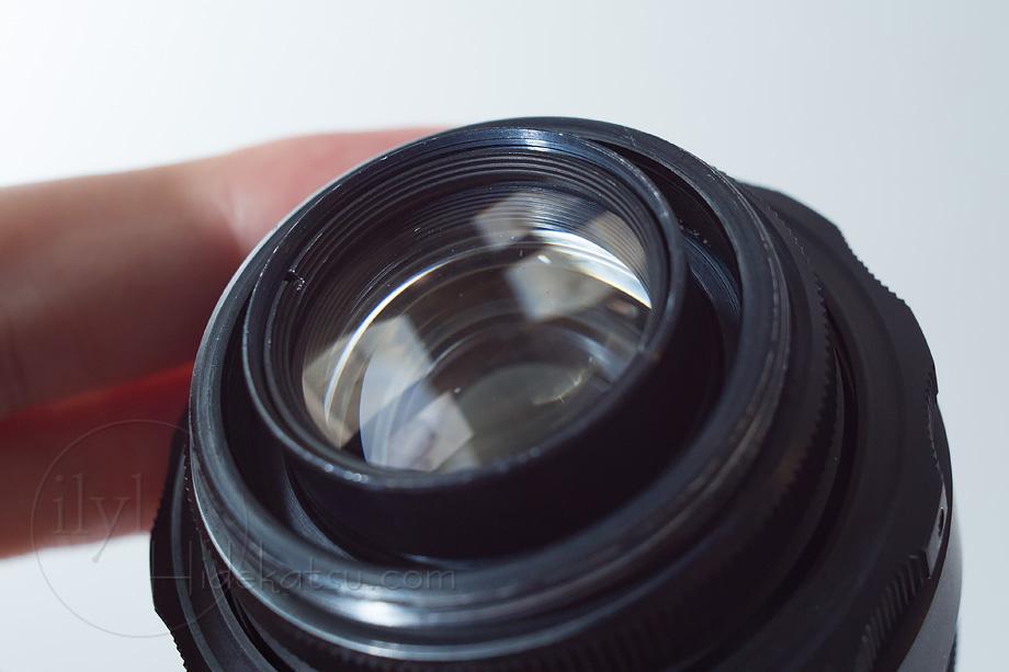 【超美品・写真家がリペア】豪快なボケのヘリオス Helios 44-2 2/58 ソニー用マウント_各社カメラ用に変更できます +おまけ付き 57h_画像8