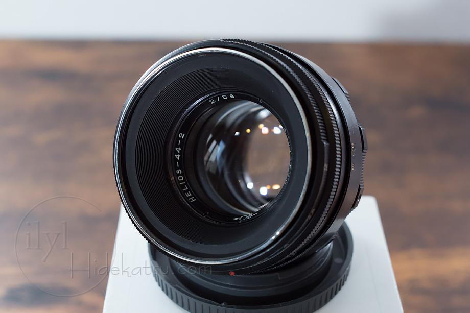 【写真家がリペア】豪快なボケのヘリオス Helios 44-2 2/58 フジ用マウント_各社カメラ用に変更できます +おまけ付き 30h_画像4