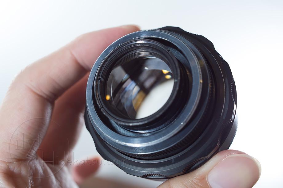 【写真家がリペア】豪快なボケのヘリオス Helios 44-2 2/58 フジ用マウント_各社カメラ用に変更できます +おまけ付き 30h_画像7
