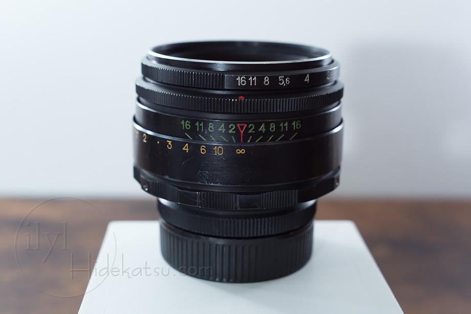 【写真家がリペア】豪快なボケのヘリオス Helios 44-2 2/58 フジ用マウント_各社カメラ用に変更できます +おまけ付き 30h_画像5