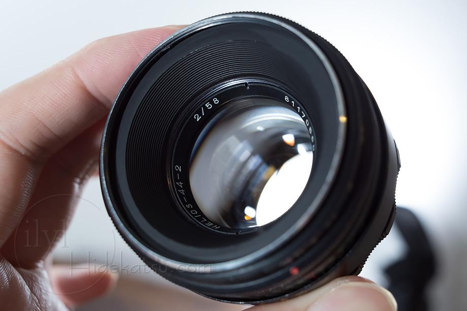 【写真家がリペア】豪快なボケのヘリオス Helios 44-2 2/58 フジ用マウント_各社カメラ用に変更できます +おまけ付き 30h_画像6