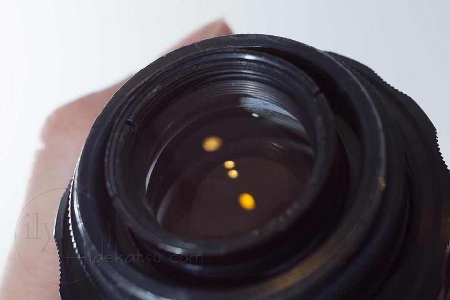 豪快なボケのヘリオス【写真家がリペア】 Helios 44-2 2/58 オリンパスなど用マウント_各社カメラ用に変更できます +おまけ付き 38h_画像7