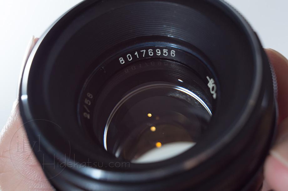 豪快なボケのヘリオス【写真家がリペア】 Helios 44-2 2/58 オリンパスなど用マウント_各社カメラ用に変更できます +おまけ付き 38h_画像6