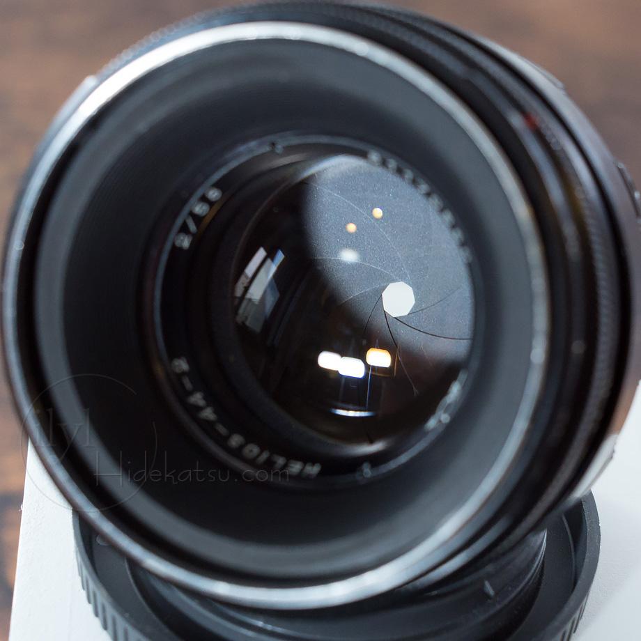 【写真家がリペア】豪快なボケのヘリオス Helios 44-2 2/58 フジ用マウント_各社カメラ用に変更できます +おまけ付き 30h_画像2
