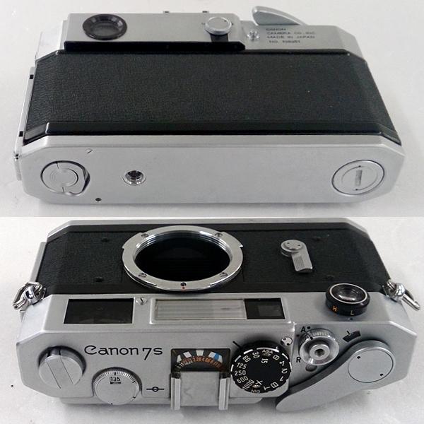 キャノン7s型ボディ Canon7s 動作品 _画像3