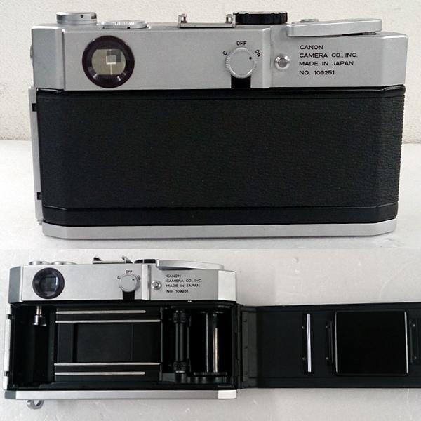 キャノン7s型ボディ Canon7s 動作品 _画像4