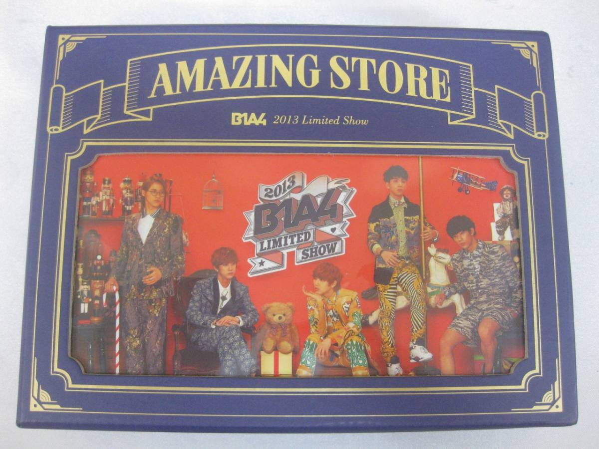 B1A4 - 2013 B1A4 Limited Show [Amazing Store] amd1068 ライブグッズの画像