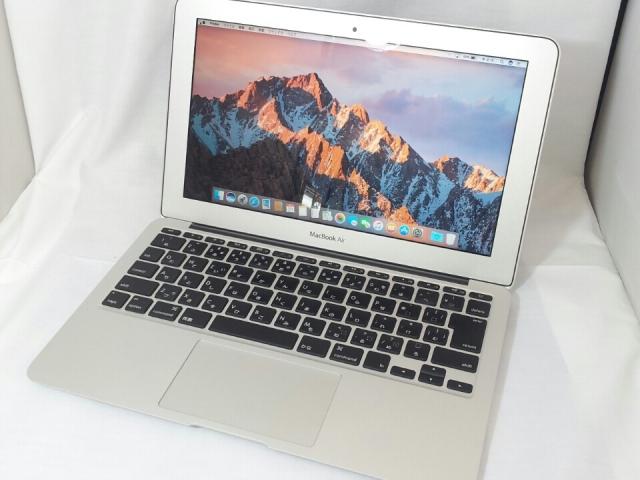 【じゃんぱら中野ブロードウェイ店】Apple MacBook Air 11インチ 128GB MC969J/A (Mid 2011)☆即決☆