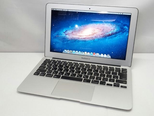 【じゃんぱら仙台店】Apple MacBook Air 11インチ 128GB MC969J/A (Mid 2011)【中古・即決】