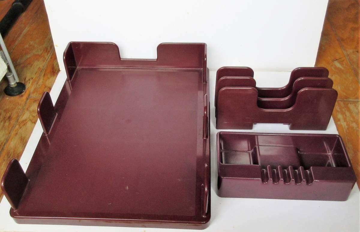 Olivetti・オリベッテイ・デスクセット・(その1)_画像2