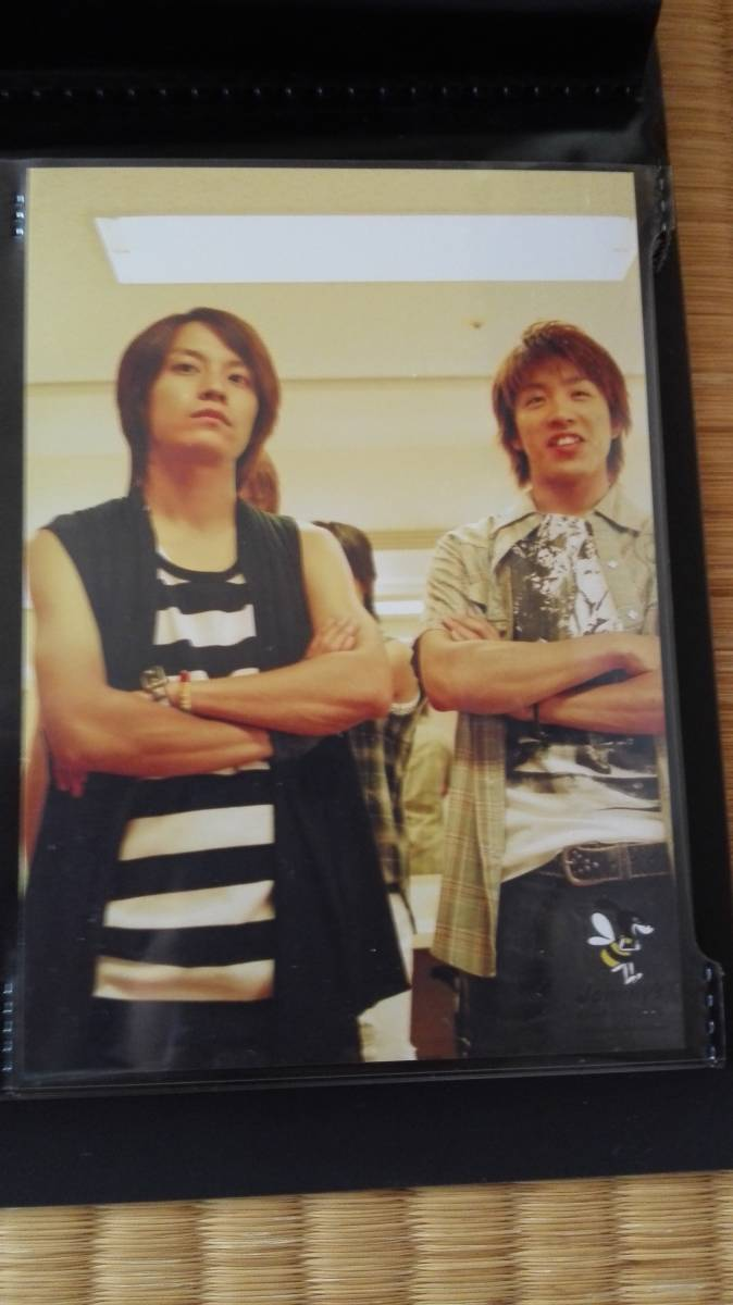 【即決】関ジャニ∞ 村上信五 渋谷すばる ジャニーズフィルムフェスタ 2005 公式写真