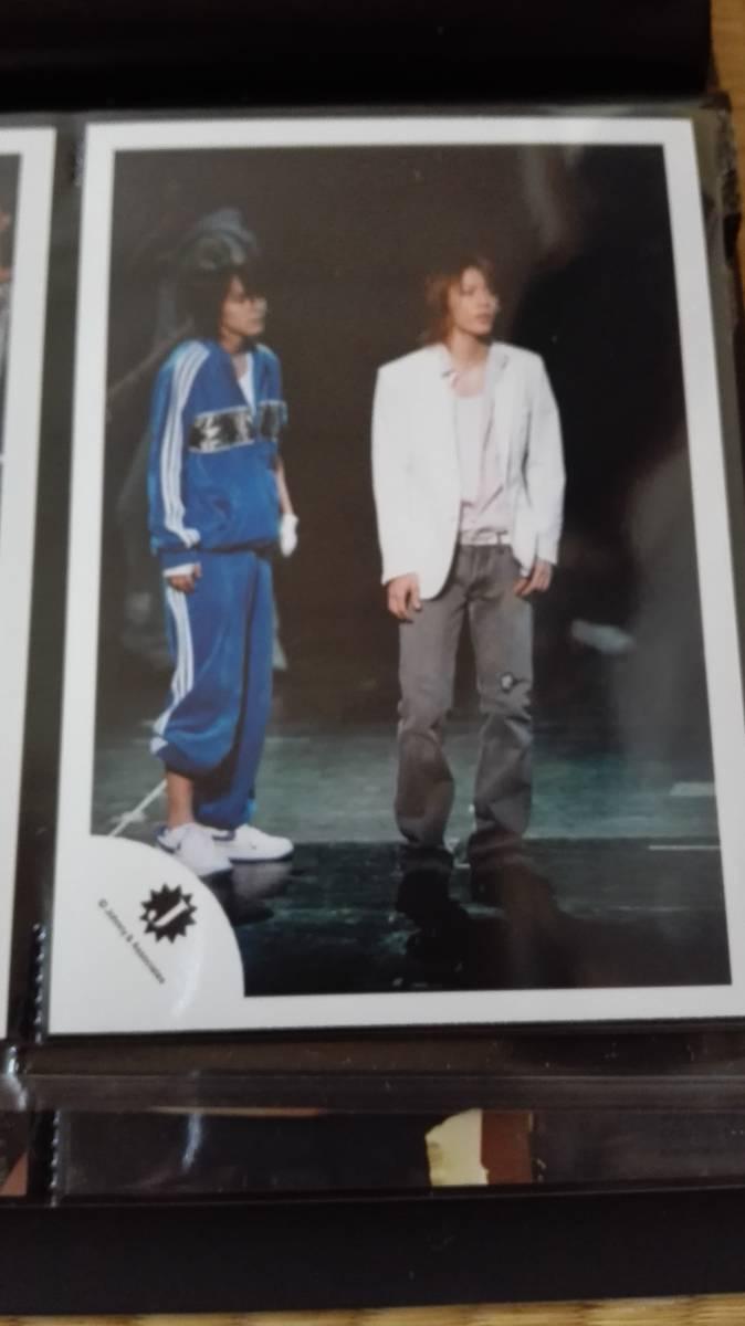 17【即決】 亀梨和也 渋谷すばる Hey!Say!DREAM BOY 2005 公式写真