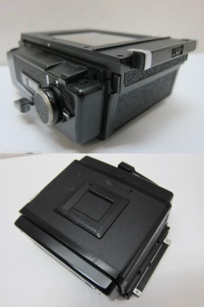 S2288JB マミヤ MAMIYA RB67 PRO SD フィルバック フィルムホルダー ジャンク 消費税0円_画像3