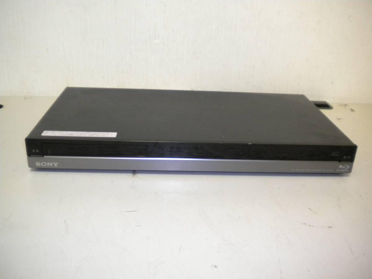 s970 SONY BDZ-AT350S ブルーレイ デッキ ジャンク 部品_画像2