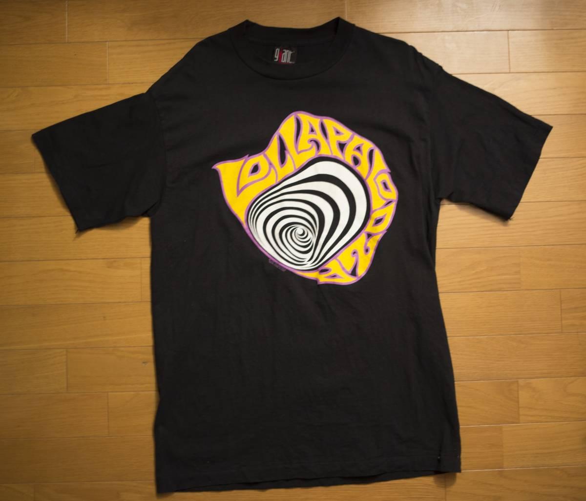 LOLAPALOOZA ロラパルーザ 1992年 Tシャツ Lサイズ